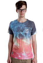 HYPE. - Represent Multicolored - T-Shirt