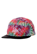 HYPE. - Tie Dye 5 Panel Multicolored - Cap