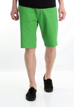 Iriedaily - Bar Flex Chino Green - Shorts
