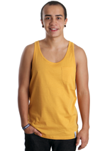 Iriedaily - Pocket Gold Yellow - Tank