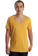 Iriedaily - Subneck Gold Yellow - T-Shirt