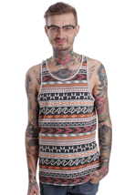 Iron Fist - Cosby II Multi/Dirty Wash - Tank