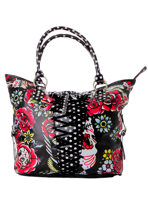 Iron Fist - Hooters Black/Multicolored - Bag