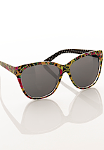 Iron Fist - Lounge Leopard - Sunglasses