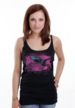 Iron Fist - Perching Pretty - Girl Tank