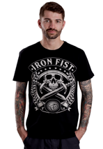 Iron Fist - Skull Society - T-Shirt