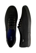 Keds - Champion CVO Black/Black - Girl Shoes