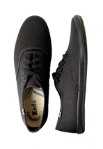 Keds - Champion CVO Black/Black - Shoes