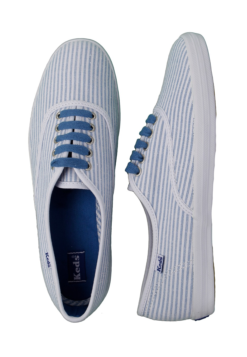 black and white striped keds