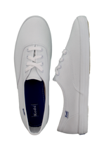 Keds - Champion CVO White - Girl Shoes