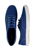Keds - Champion OX CVO Bright Blue - Girl Shoes