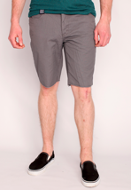 Kr3w - Canvas Cut Off Grey - Shorts