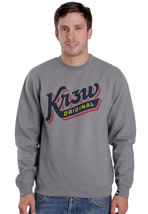 Kr3w - Shortstop Athletic Heather - Sweater