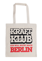 Kraftklub - Nicht Nach Berlin Natural - Tote Bag
