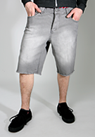 Kr3w - Klassic Grey - Shorts