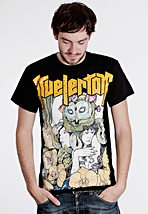 Kvelertak - Cover - T-Shirt