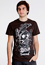 Kvelertak - Horse Dark Chocolate - T-Shirt