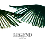 Legend - Valediction - CD