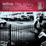 Letlive. - Fake History - Digipak CD