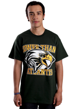 Lower Than Atlantis - Eagle Green - T-Shirt