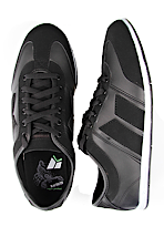 Macbeth - Brighton Black/Black Synthetic - Shoes