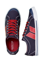 Macbeth - Eliot Ensign/Muted Red - Shoes