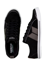 Macbeth - Eliot Premium Black/Dark Grey - Shoes