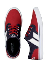 Macbeth - Langley Muted Red/Ensign - Shoes