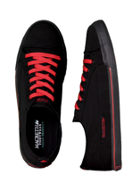 Macbeth - Matthew Black/Red - Shoes