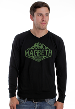 Macbeth - Mt. Macbeth - V Neck Sweater