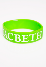 Macbeth - Vegan Green - Bracelet