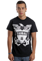 Madball - Anchor Eagle - T-Shirt