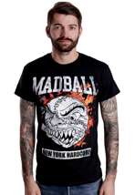 Madball - Ball On Fire - T-Shirt