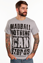 Madball - Nothing Can Stop Us Sportsgrey - T-Shirt