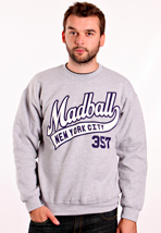 Madball - Swoop Sportsgrey - Sweater