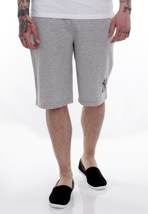 Majestic - MLB Harlem Fleece Grey - Shorts