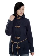 Mazine - Cridle Light Navy - Girl Jacket