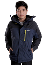 Mazine - Iver Night/Navy - Jacket