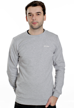 Mazine - Jango Light Grey Melange - Sweater