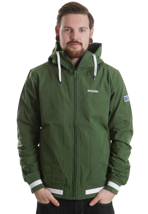 Mazine - Kasallo Dark Green - Jacket