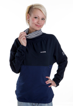 Mazine - Matalo Navy/Cobalt - Girl Sweater