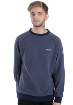 Mazine - Shaft Navy Melange - Sweater