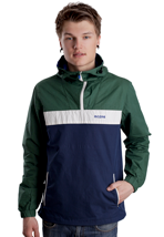 Mazine - Taffrailer Dark Green/Navy - Jacket