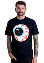 Mishka - Dialated Keep Watch Navy - T-Shirt