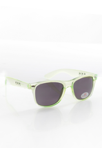 Mishka - Keep Watch Translucent Lime - Sunglasses
