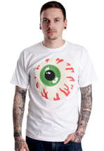 Mishka - Keep Watch White - T-Shirt