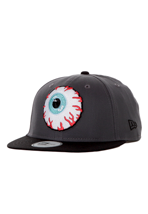 Mishka - Keep Watch New Era Grey/Black Snapback - Cap