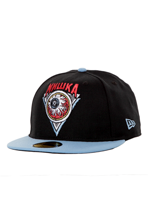 Mishka - Keep Watch Or Die New Era Black/Light Blue - Cap