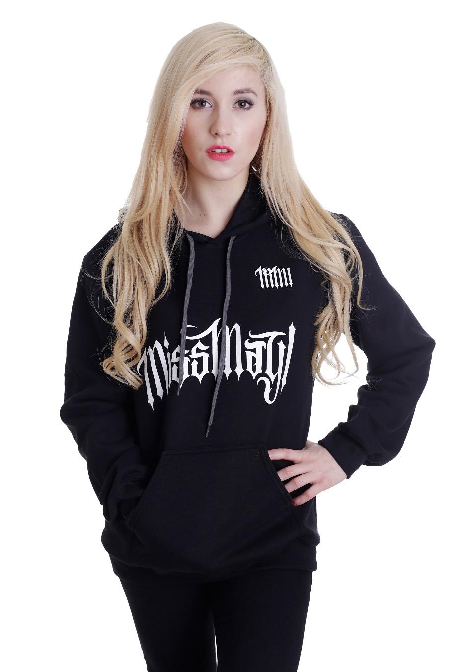Miss may i hoodie