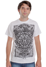 Miss May I - Epic White - T-Shirt